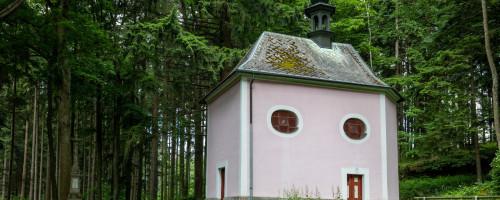 Kaple Panny Marie Sněžné, Balda