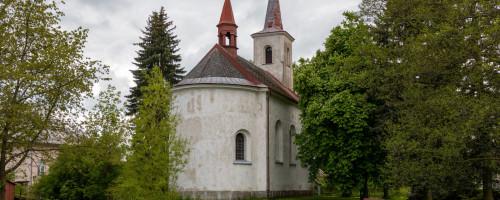 Kostel Nejsvětější Trojice, Modřec