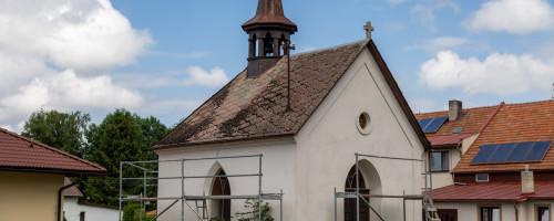Kaple Panny Marie v Pomezí